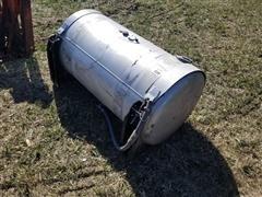 Peterbilt Aluminum Fuel Tank