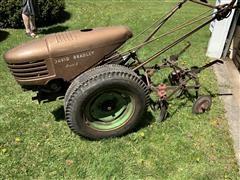 1951 David Bradley Walk Behind Tractor W/ Attachments