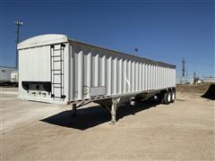 2009 Cts GHT-40 ST Hopper Bottom T/A Grain Trailer