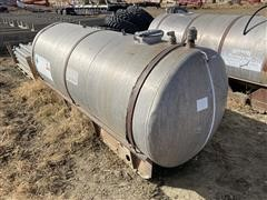 Clark Aluminum Storage Tank
