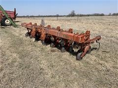 1991 Yetter 4463 6 Row Cultivator