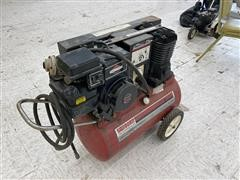 Sanborn Magna Force Gas Powered Air Compressor
