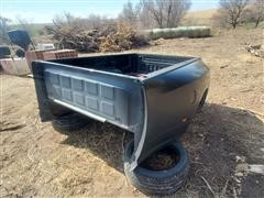 2010 Dodge 3500 Dually Pickup Bed