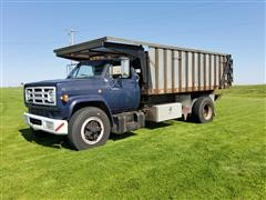 1987 GMC C6500 Dump Truck