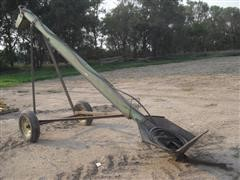 Hydraulic Operated Grain Auger