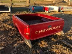 1994-2004 Chevrolet S10 Pickup Box