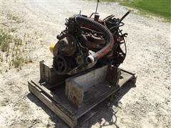 1970 Chevrolet 292 Inline 6 Cylinder Engine