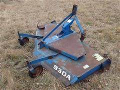 "Ford 930A 22-WD-5200 72"" 3-Point Mower"