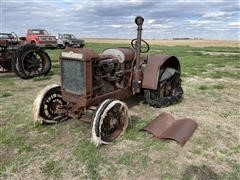 McCormick-Deering 10-20 2WD Tractor