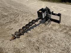 Lowe 7500LH Hydraulic Post Hole Digger