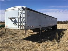 1998 Timpte Super Hopper T/A Grain Trailer