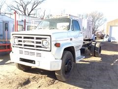1982 GMC Sierra C65 S/A Cab & Chassis