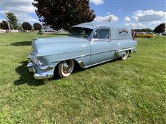 1954 Chevrolet Sedan Delivery Custom Panel Delivery Wagon