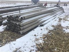 """Rainway 6"""" Non-Gated Aluminum Irrigation Pipe"""