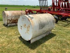 500 Gal Fuel Barrel w/ Electric Pump
