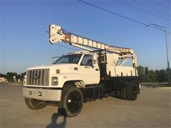 1998 Chevrolet C7500 S/A Boom Truck/Well Wireline Rig Truck