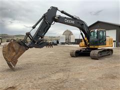 2011 John Deere 200D LC Excavator