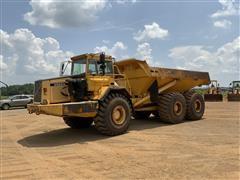 2000 Volvo A40 6x6 Articulated Dump Truck