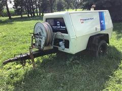 Ingersoll Rand Spiro-Flo 185-90 Portable Air Compressor