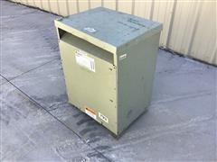 General Electric 480V 3-Phase Transformer