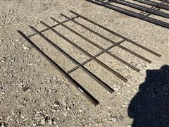 Linn Post & Pipe Continuous Fence