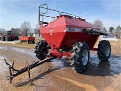 Case IH 2300 Concord 4 Wheel Air Cart