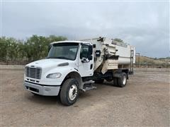 2007 Freightliner M2-106 S/A Feed Truck W/Roto-Mix 620-16