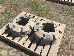 Case IH Wheel Weights