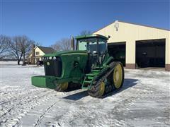 2004 John Deere 8520T Track Tractor