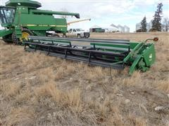 1994 John Deere 925 Rigid Header