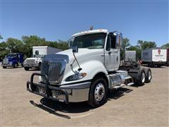 2012 International Prostar+ Eagle T/A Truck Tractor