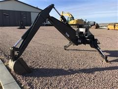 Bradco 11HD 3-Pt Mounted Backhoe