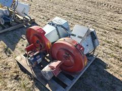 David Bin-Level Automatic Control Grain Spreaders