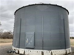 Chief 30' Dia X 7 Rings 12,000 Bu Grain Bin