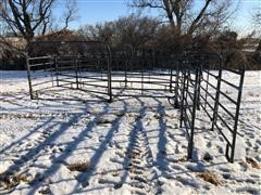 Priefert Premier Open PS20-2 180 Degree Cattle Sweep
