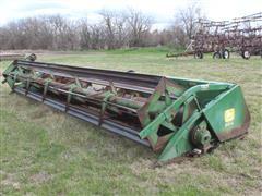 John Deere 224 Rigid Platform Header