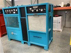 1998 Eagle BAP10FCA Breathing Air Compressor & Refill System