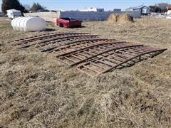 Irrigation Pivot Bridges