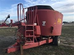 NDE 551L Vertical Mixer For Parts