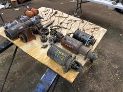 Allis-Chalmers D-17 Diesel Parts