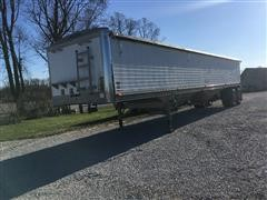 2000 Wilson DWH4000 Hopper Bottom Grain Trailer