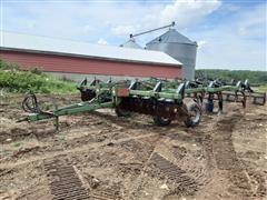 1993 John Deere 714 Chisel Plow W/Leveler