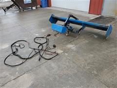 Daniels 9002 Pickup-Mounted Pull Plow