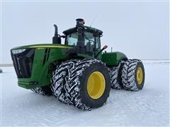 2015 John Deere 9570R 4WD Tractor