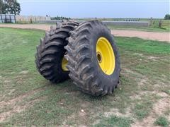 Firestone 18.4R26 Tires & Rims