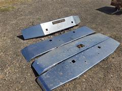 Peterbilt & Kenworth Chrome Bumpers