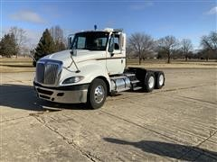 2009 International ProStar Premium T/A Truck Tractor W/Cummins ISX-450