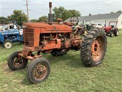 Farmall M 2WD Tractor