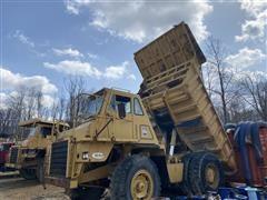 Caterpillar 769C Rock Truck (INOPERABLE)