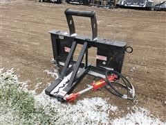 2021 Industrias America Post/Tree Puller Skid Steer Attachment